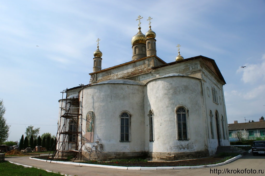 Церкви и храмы 7