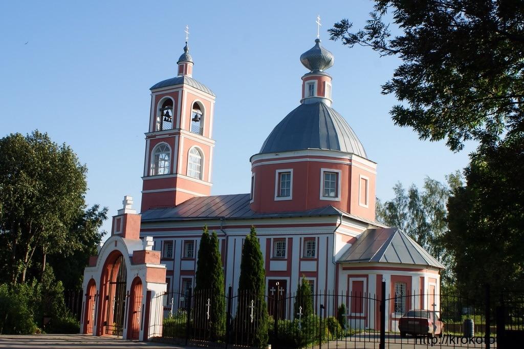 Церкви и храмы 1