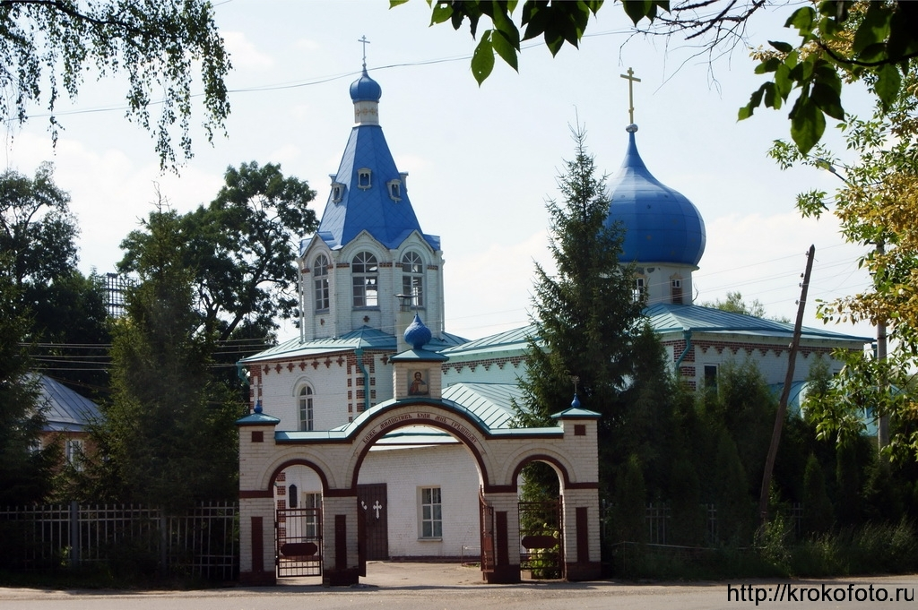 Церкви и храмы 3
