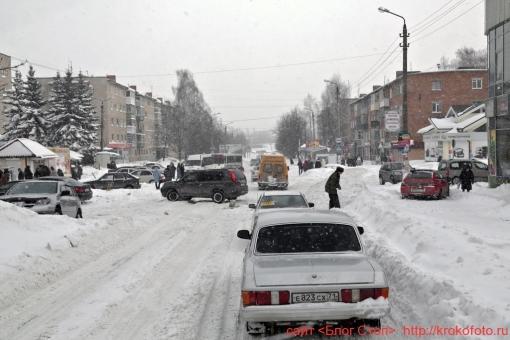 Щёкино зимой 219