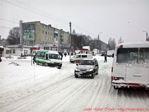 Щёкино зимой 208