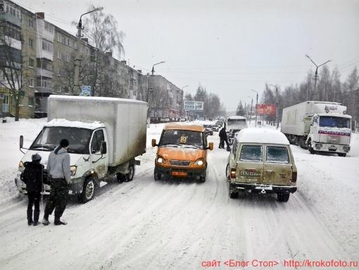 Щёкино зимой 209
