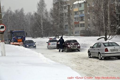 Щёкино зимой 210