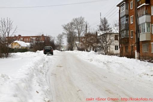 Щёкино зимой 7