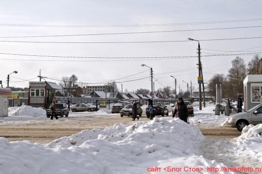 Щёкино зимой 28