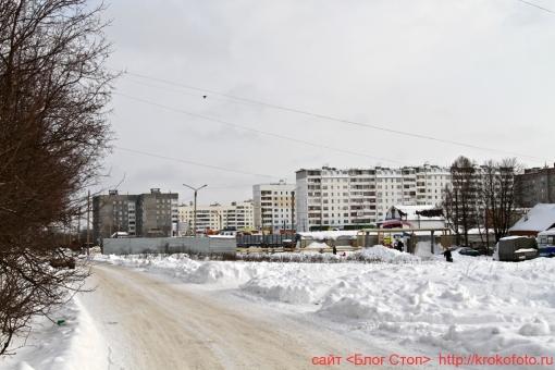 Щёкино зимой 42