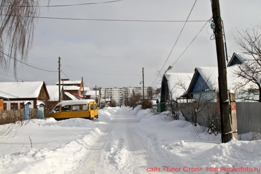 Щёкино зимой 51
