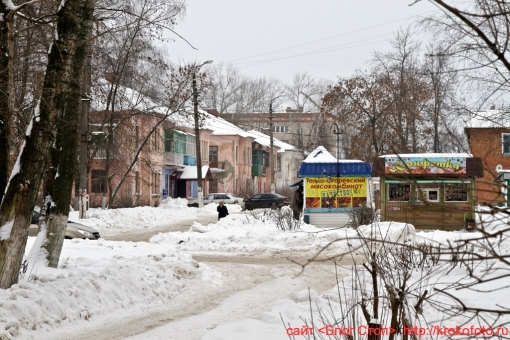 Щёкино зимой 59