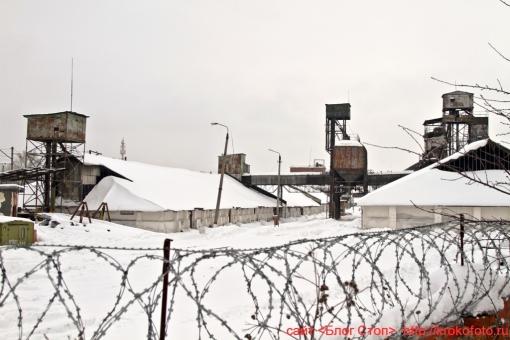 Щёкино зимой 72