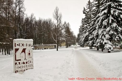 Щёкино зимой 102