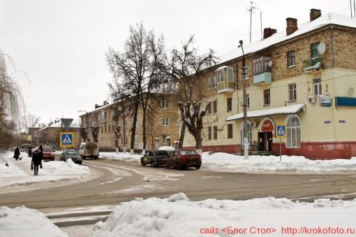 Щёкино зимой 103