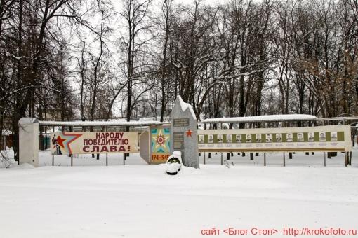 Щёкино зимой 105