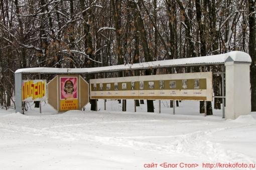 Щёкино зимой 106