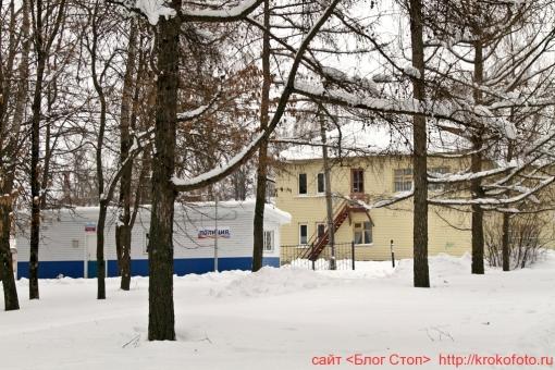 Щёкино зимой 109