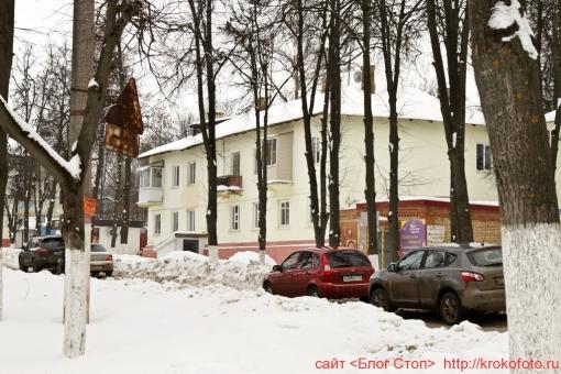Щёкино зимой 111