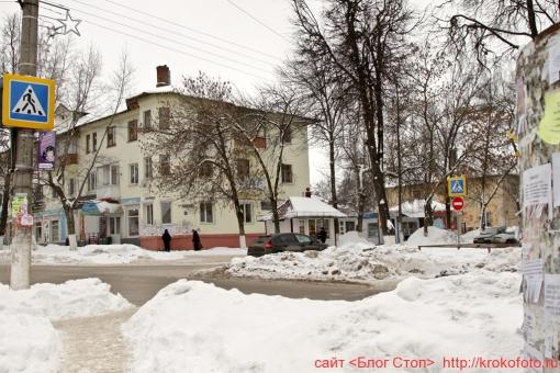 Щёкино зимой 113