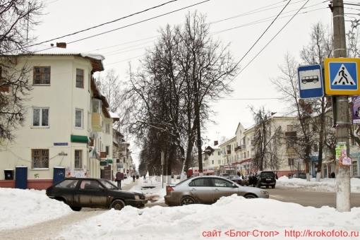 Щёкино зимой 114