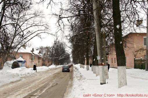 Щёкино зимой 115