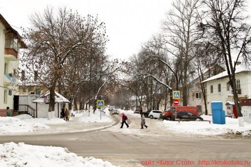 Щёкино зимой 116