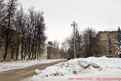 Щёкино зимой 121
