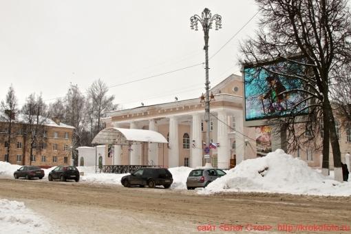 Щёкино зимой 122