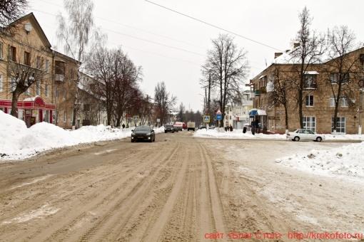 Щёкино зимой 126