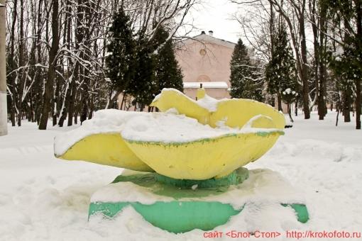 Щёкино зимой 132