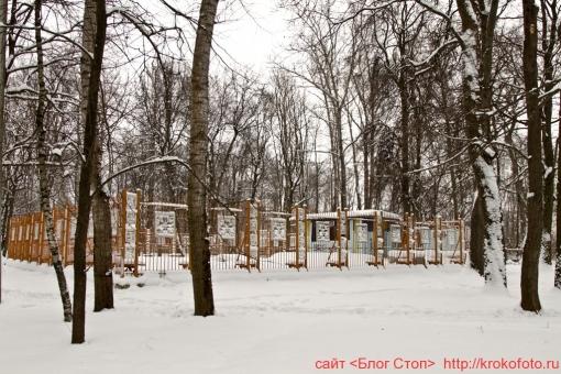 Щёкино зимой 135