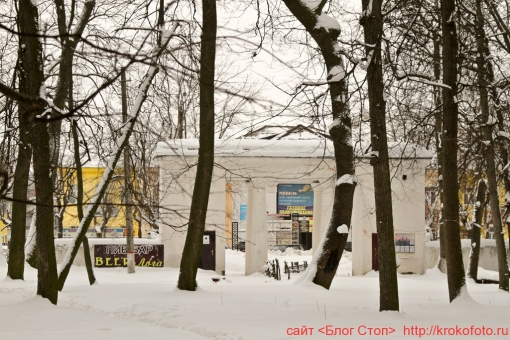 Щёкино зимой 138