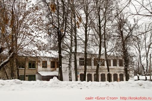 Щёкино зимой 145