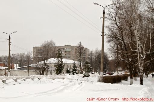 Щёкино зимой 149