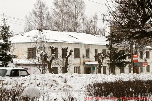 Щёкино зимой 150