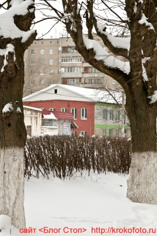 Щёкино зимой 152