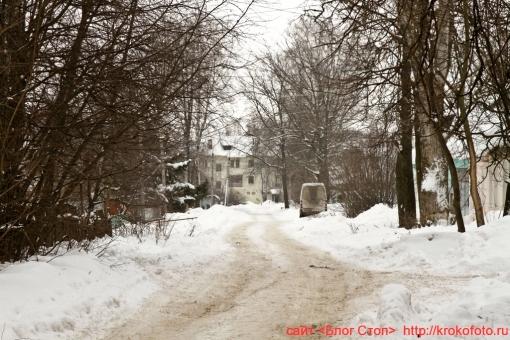 Щёкино зимой 153
