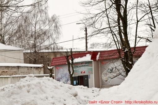 Щёкино зимой 154
