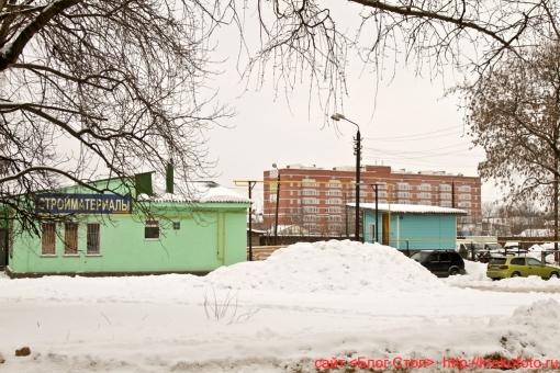 Щёкино зимой 156