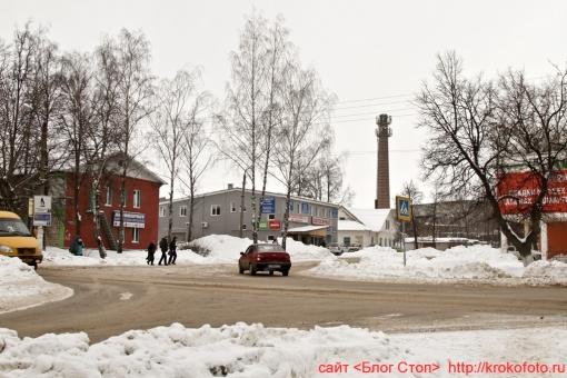 Щёкино зимой 158
