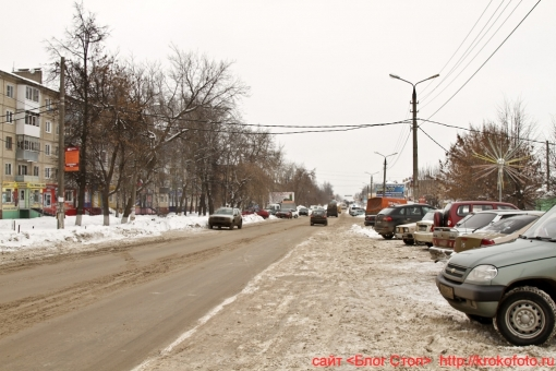 Щёкино зимой 159