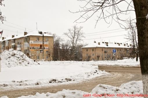 Щёкино зимой 160