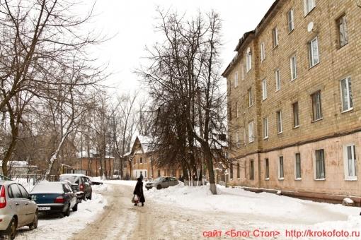 Щёкино зимой 161
