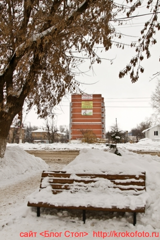 Щёкино зимой 163