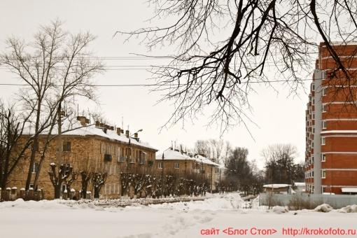 Щёкино зимой 164