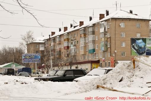 Щёкино зимой 166