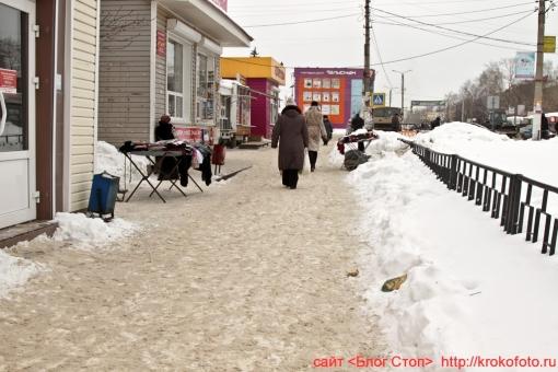 Щёкино зимой 169
