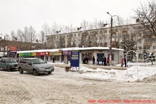 Щёкино зимой 171