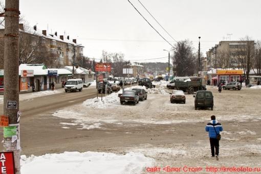 Щёкино зимой 174
