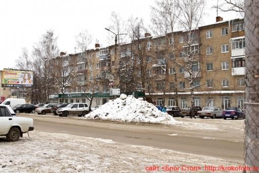 Щёкино зимой 177