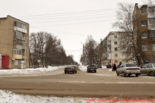 Щёкино зимой 180