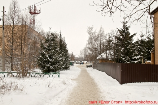 Щёкино зимой 184