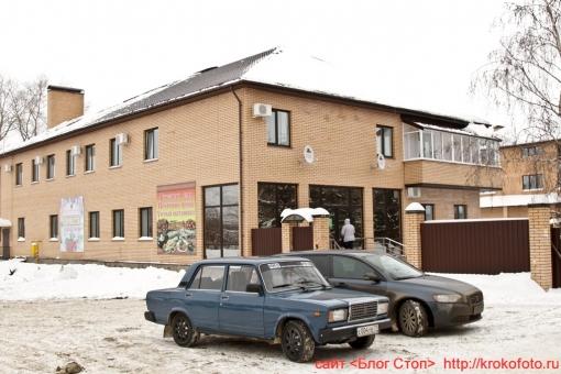 Щёкино зимой 186